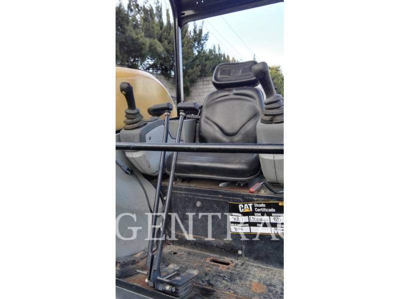 CATERPILLAR TRACK EXCAVATORS 302.7DCR equipment  photo 18