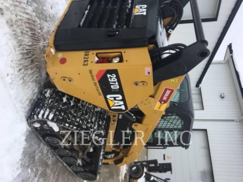 CATERPILLAR CARGADORES MULTITERRENO 297D2W equipment  photo 3