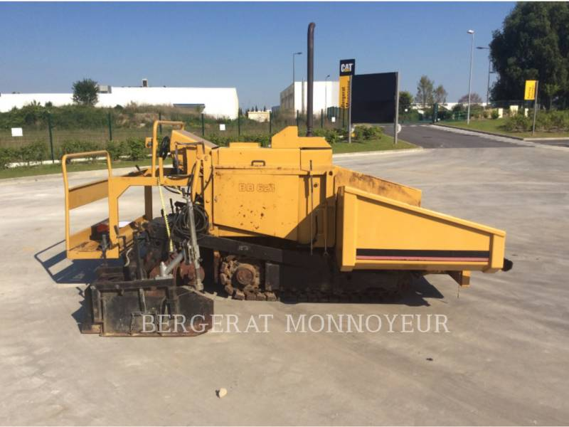 BITELLI S.P.A. PAVIMENTADORA DE ASFALTO BB621C equipment  photo 1