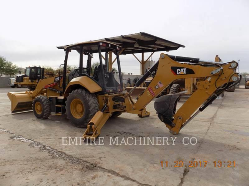 CATERPILLAR RETROEXCAVADORAS CARGADORAS 420F2 4EO equipment  photo 3