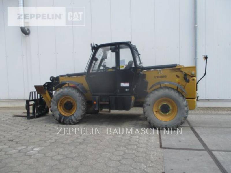CATERPILLAR TELEHANDLER TH417CGC equipment  photo 6