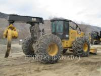 CATERPILLAR FORESTRY - SKIDDER 535DLRC equipment  photo 4
