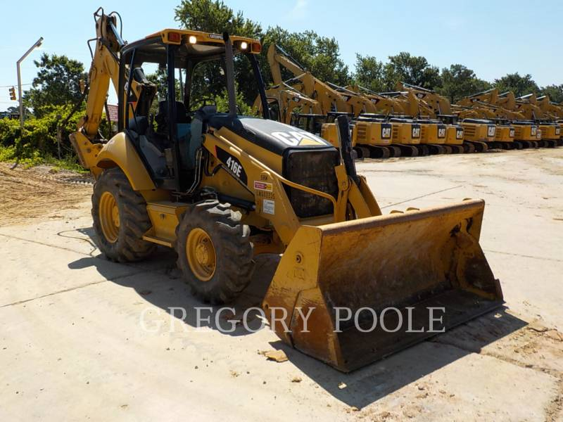 CATERPILLAR RETROEXCAVADORAS CARGADORAS 416E equipment  photo 3