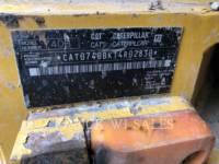 CATERPILLAR ARTICULATED TRUCKS 740B equipment  photo 24