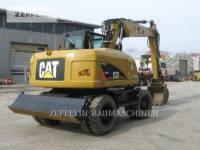 CATERPILLAR EXCAVADORAS DE RUEDAS M313D equipment  photo 11