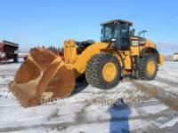Equipment photo CATERPILLAR 982M 轮式装载机/多功能装载机 1