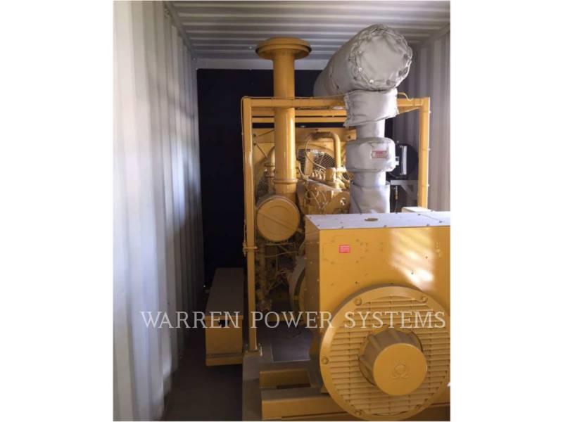 CATERPILLAR 固定式発電装置 WC175G equipment  photo 3
