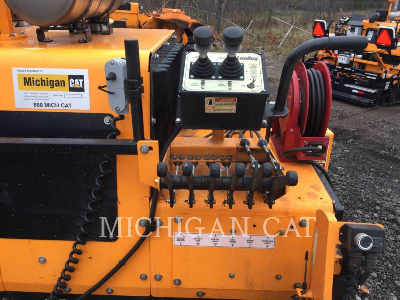 LEE-BOY PAVIMENTADORES DE ASFALTO 8510 equipment  photo 12