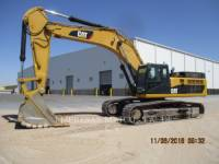 CATERPILLAR KETTEN-HYDRAULIKBAGGER 349DL equipment  photo 1
