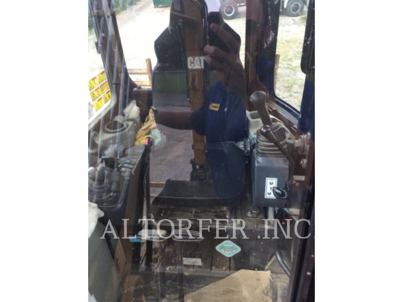 CATERPILLAR TRACK EXCAVATORS 305E CR equipment  photo 5