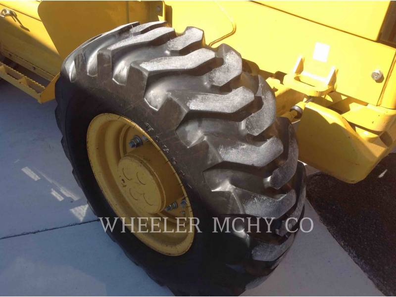 CATERPILLAR RETROESCAVADEIRAS 420E E equipment  photo 9
