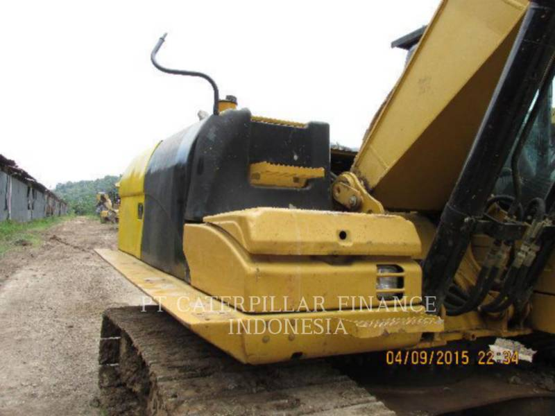 CATERPILLAR PELLES SUR CHAINES 320D equipment  photo 20
