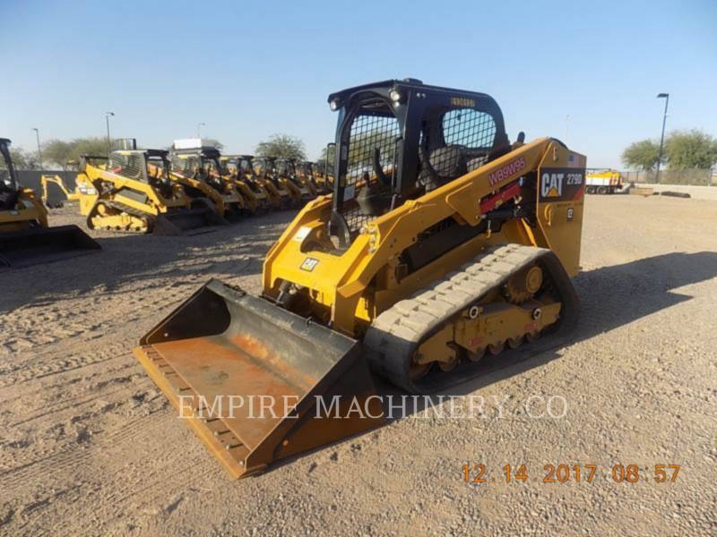 CATERPILLAR CHARGEURS COMPACTS RIGIDES 279D XPS equipment  photo 4