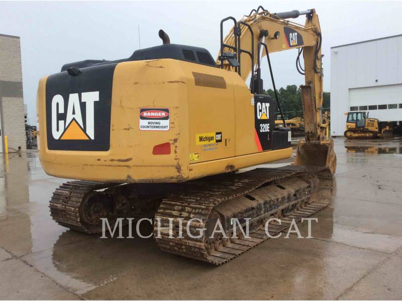 CATERPILLAR ESCAVATORI CINGOLATI 320EL equipment  photo 7