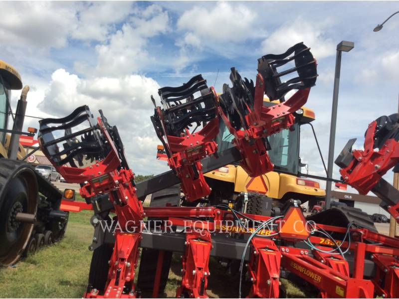 SUNFLOWER MFG. COMPANY APPARECCHIATURE PER COLTIVAZIONE TERRENI SF7630-30 equipment  photo 9
