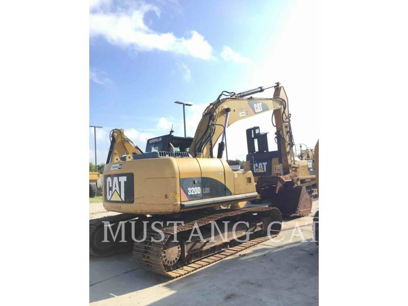 CATERPILLAR PELLES SUR CHAINES 320DLRR equipment  photo 5