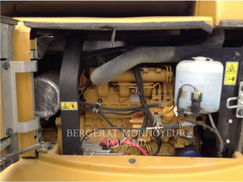 CATERPILLAR KETTEN-HYDRAULIKBAGGER 305E2CR equipment  photo 16