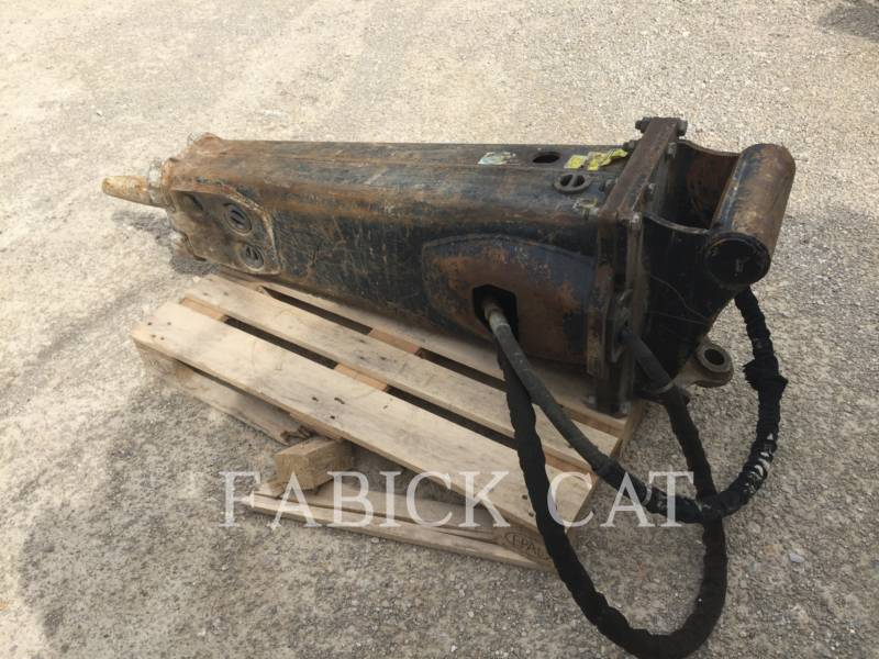 CATERPILLAR  HAMMER H 95 E S equipment  photo 1