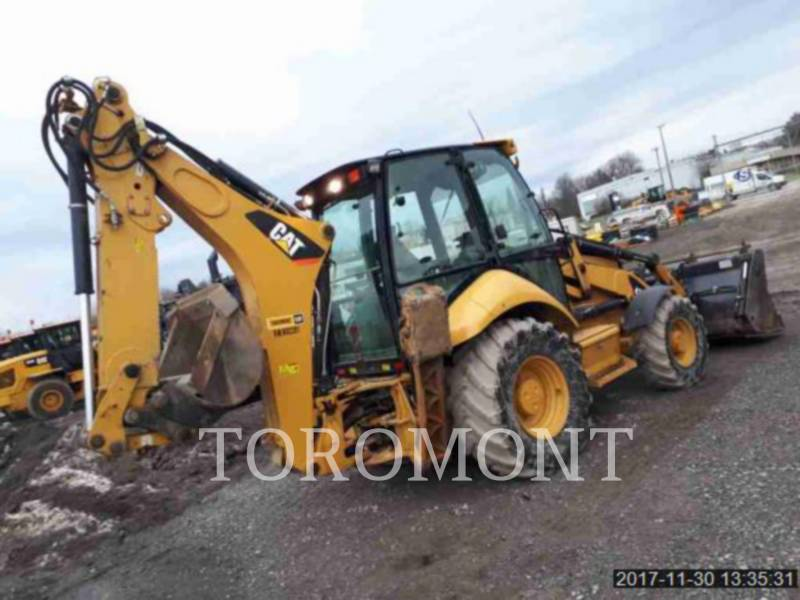 CATERPILLAR バックホーローダ 420EIT equipment  photo 3