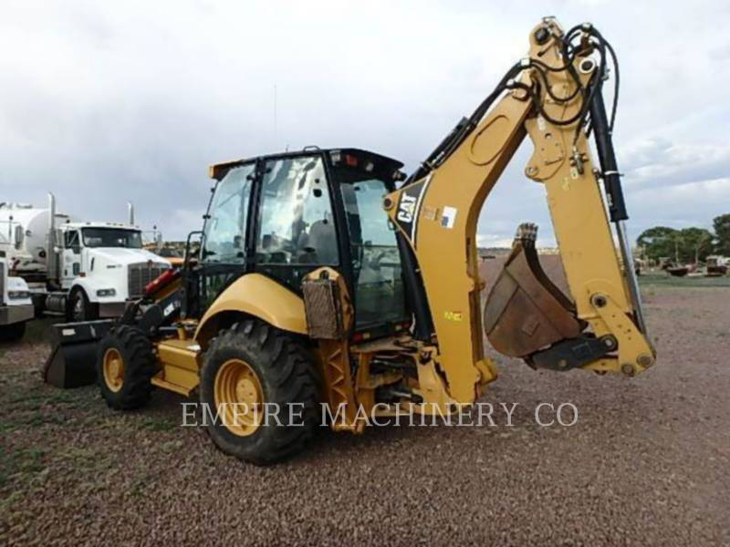 CATERPILLAR CHARGEUSES-PELLETEUSES 420E IT equipment  photo 3