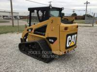 CATERPILLAR MINICARREGADEIRAS 247B2STD1O equipment  photo 3