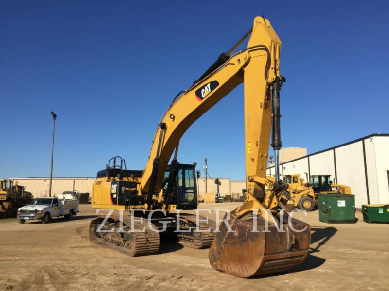CATERPILLAR PELLES SUR CHAINES 349EVG equipment  photo 3