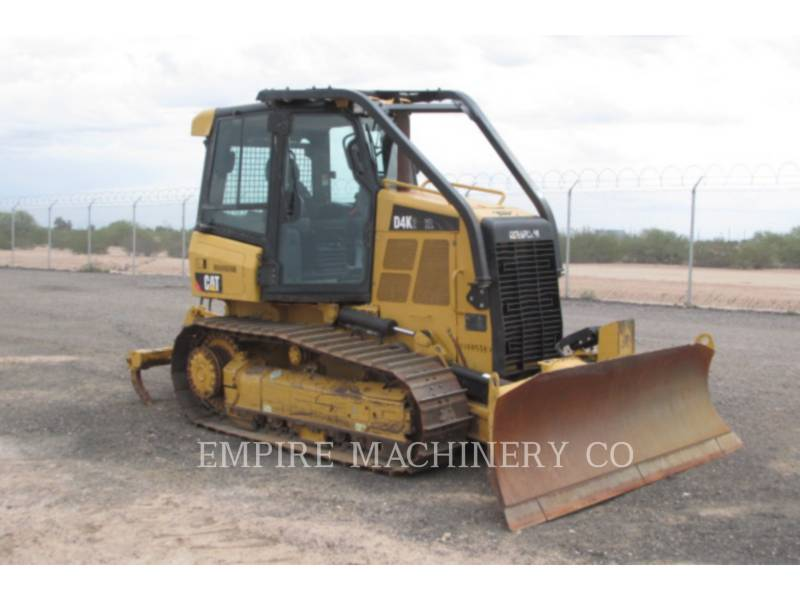 CATERPILLAR TRACK TYPE TRACTORS D4K CA equipment  photo 7