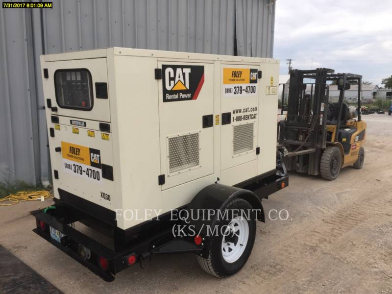 OLYMPIAN CAT PORTABLE GENERATOR SETS XQ30 equipment  photo 2