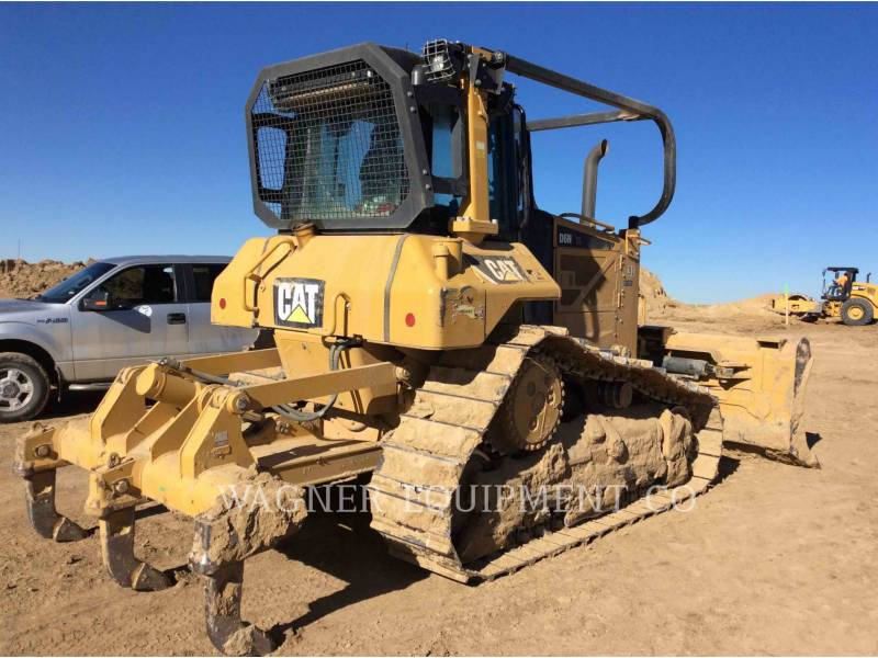 CATERPILLAR TRACTORES DE CADENAS D6N XL DS equipment  photo 3