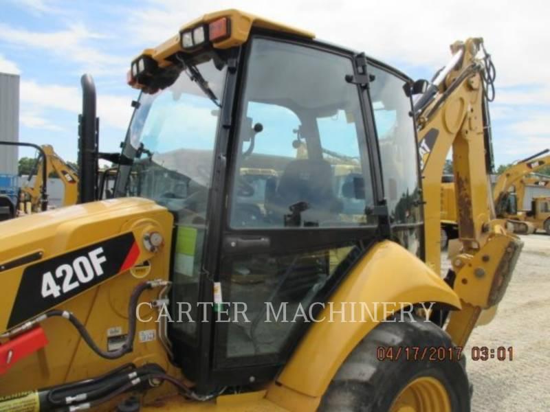 CATERPILLAR RETROEXCAVADORAS CARGADORAS 420FST equipment  photo 10