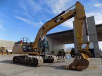 CATERPILLAR トラック油圧ショベル 349EL   ST equipment  photo 1