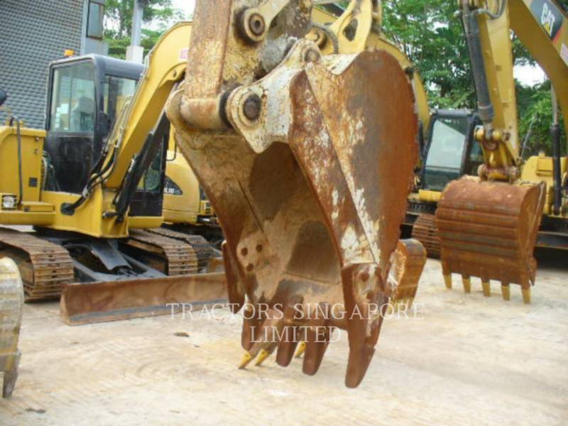 CATERPILLAR TRACK EXCAVATORS 307D equipment  photo 6