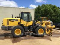 Equipment photo KOMATSU WA 270-7 ÎNCĂRCĂTOARE PE ROŢI/PORTSCULE INTEGRATE 1