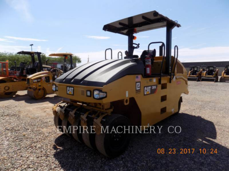 CATERPILLAR COMPACTADORES DE PNEUMÁTICOS CW16 equipment  photo 4