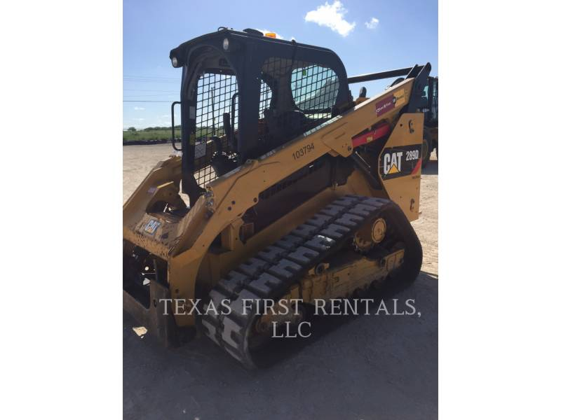 CATERPILLAR MULTI TERRAIN LOADERS 289 D equipment  photo 3