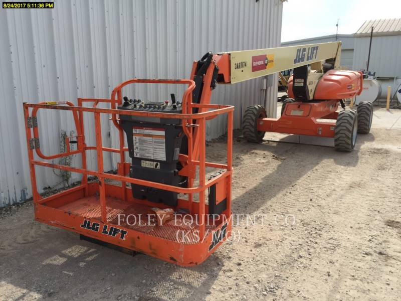 JLG INDUSTRIES, INC. リフト - ブーム E600J equipment  photo 1