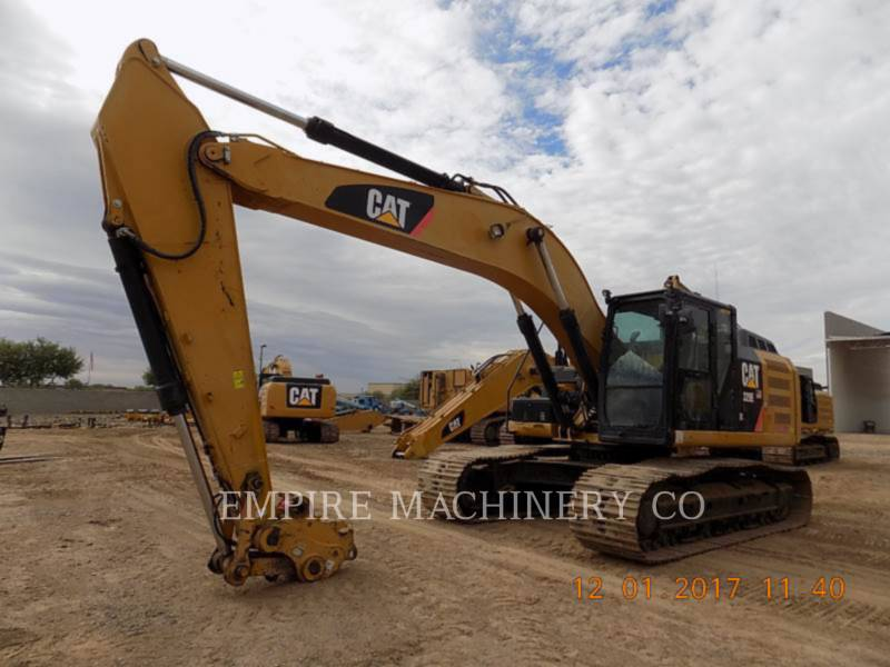 CATERPILLAR EXCAVADORAS DE CADENAS 329EL equipment  photo 4