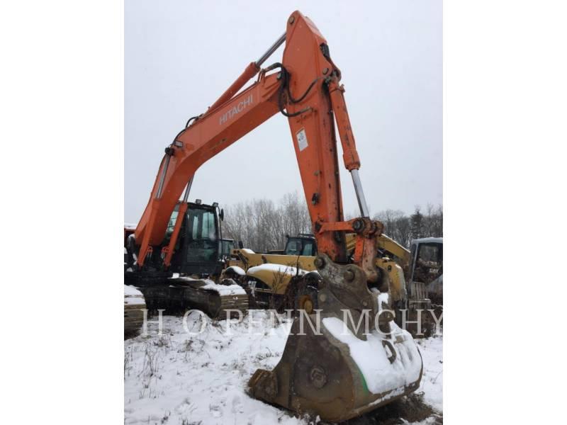 HITACHI 鉱業用ショベル/油圧ショベル ZX250LC-5 equipment  photo 5