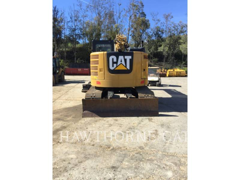 CATERPILLAR TRACK EXCAVATORS 314E CRTH equipment  photo 4