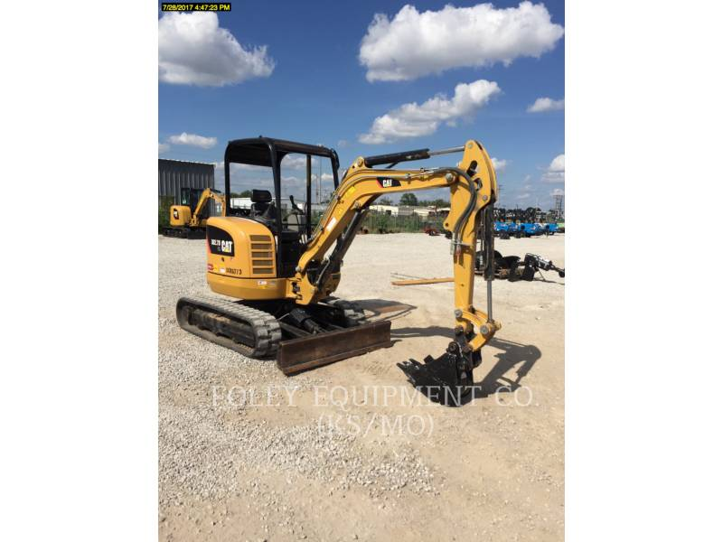 CATERPILLAR PELLES SUR CHAINES 302.7DCRLO equipment  photo 4