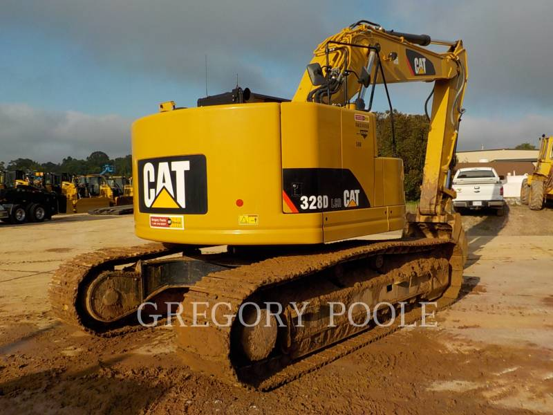 CATERPILLAR TRACK EXCAVATORS 328D LCR equipment  photo 10