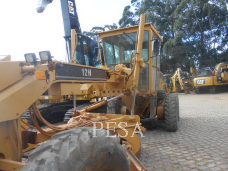 CATERPILLAR MOTOR GRADERS 12HNA equipment  photo 5