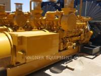 Equipment photo CATERPILLAR 3512C FIXE - DIESEL (OBS) 1