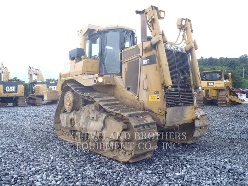 CATERPILLAR TRATTORI CINGOLATI D9T equipment  photo 3