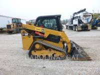 CATERPILLAR CARGADORES DE CADENAS 249D equipment  photo 4