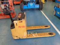 Equipment photo OTHER FRENCH MFGRS EGU20 FORKLIFTS 1