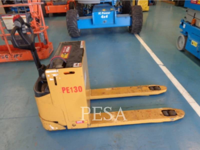 OTHER FRENCH MFGRS FORKLIFTS EGU20 equipment  photo 1