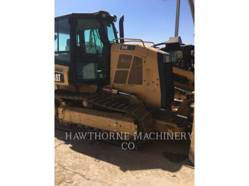 CATERPILLAR TRATORES DE ESTEIRAS D4K2 equipment  photo 7