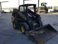 Equipment photo NEW HOLLAND LTD. L225 SKID STEER LOADERS 1