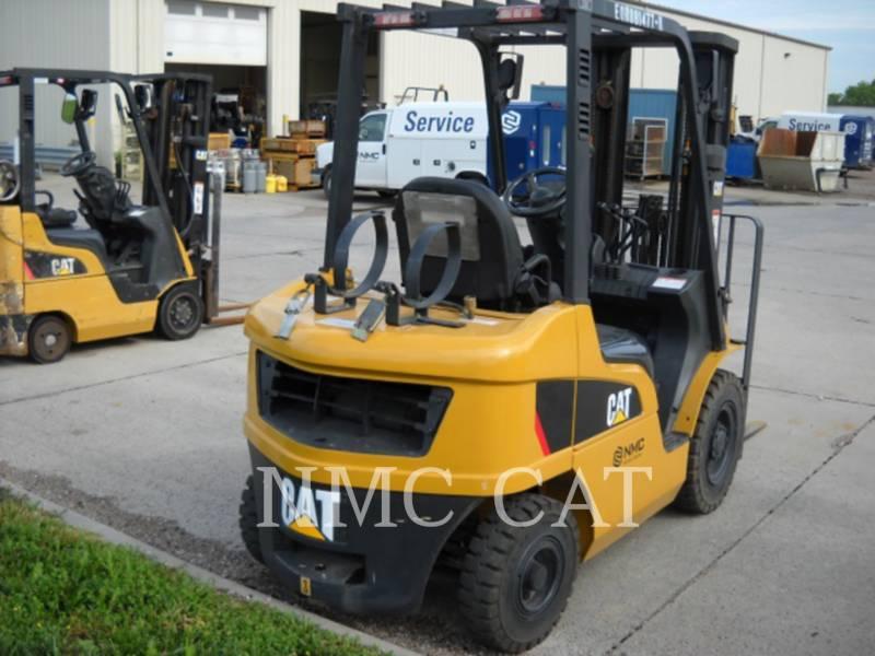 CATERPILLAR LIFT TRUCKS GABELSTAPLER 2P50004_MC equipment  photo 2